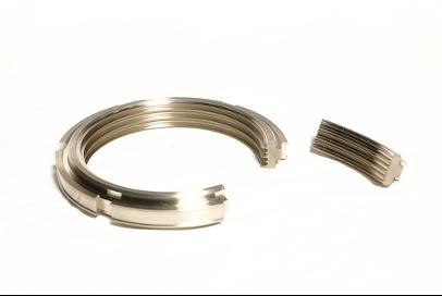 ラビリンスパッキン環