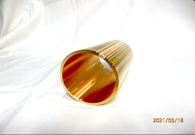 ベリリウム銅加工品